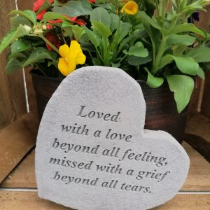 Loved with a love...