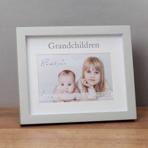 grandchildren grandchild frame