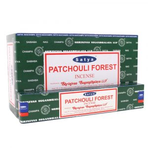 Satya Incense Patchouli Forest