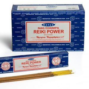 incense Reiki Power Satya