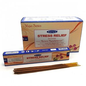 Satya Stress Relief Incense