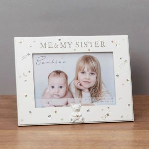 me and my sister frame