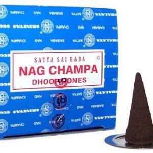 nag champa satya dhoop cone