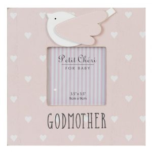 Pink Godmother Photo Frame