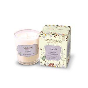 Celtic Candles Angel Oil