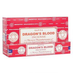 Satya Incense Dragons Blood