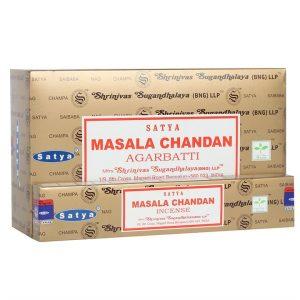 Satya Incense Masala Chandan