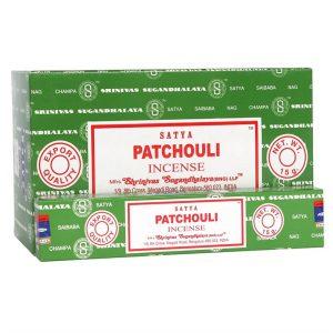 Incense Satya patchouli