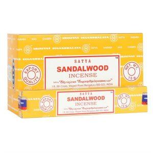 Satya Incense Sandalwood
