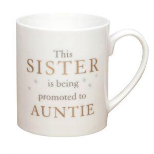Sister Auntie Mug