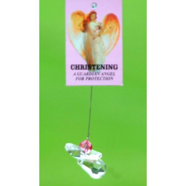 Crystal Angel Christening Girl