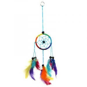 Dream Catcher Rainbow 6cm