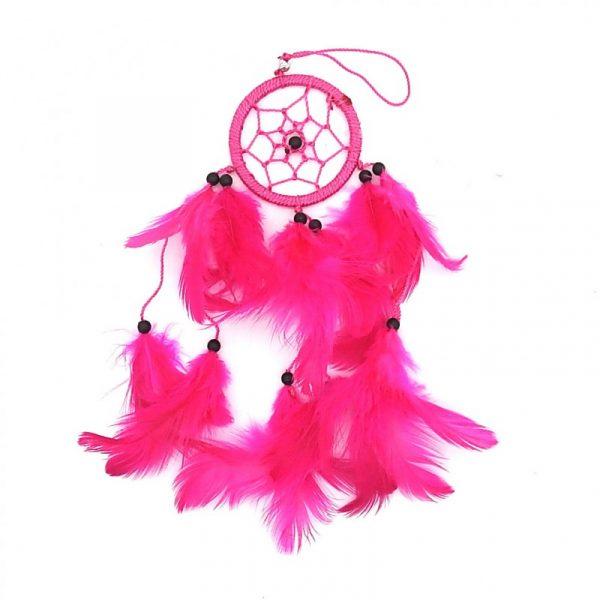 Dream Catcher Pink 5cm