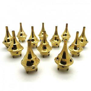 Incense Cone Brass Burner
