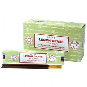 Satya Lemon Grass Incense