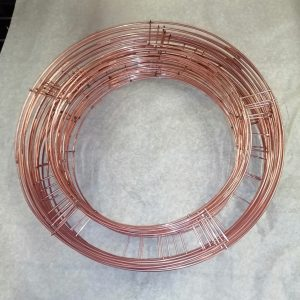 """Wire Wreath Ring 12"""""""