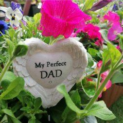 Memorial Dad Heart