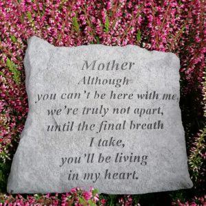 Mother Memorial Stone