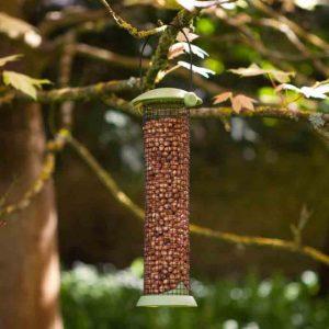 30cm Twist Top Peanut Bird Feeder